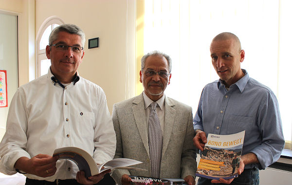 Bürgermeister Lutz Urbach, Konsul, Gereon Wagener