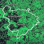 """Spitzenplatz für GL als """"Stadt im Grünen"""""""