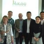 MiKibU bekommt Besuch aus China