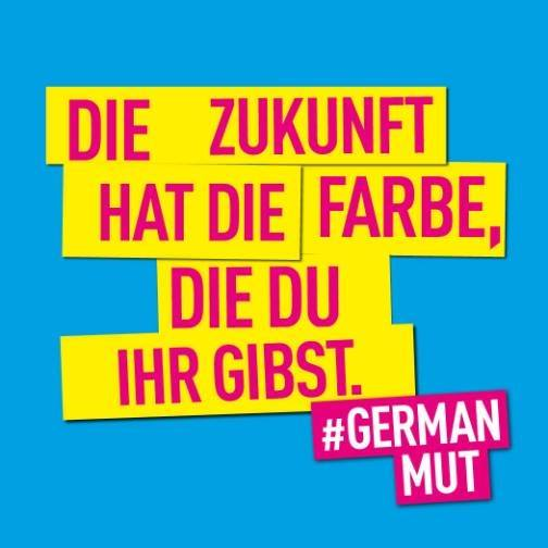 FDP Slogan german mut