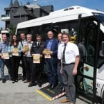 "Regionalverkehr Köln stellt ""Bensberger Stadthüpfer"" vor"