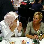 Muslime laden zum Fastenbrechen – und zum Dialog
