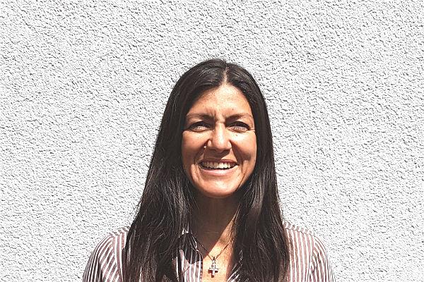 Lucrecia López leitet das Mentorenprojekt im Auftrag der Evangelischen Kirchengemeinde