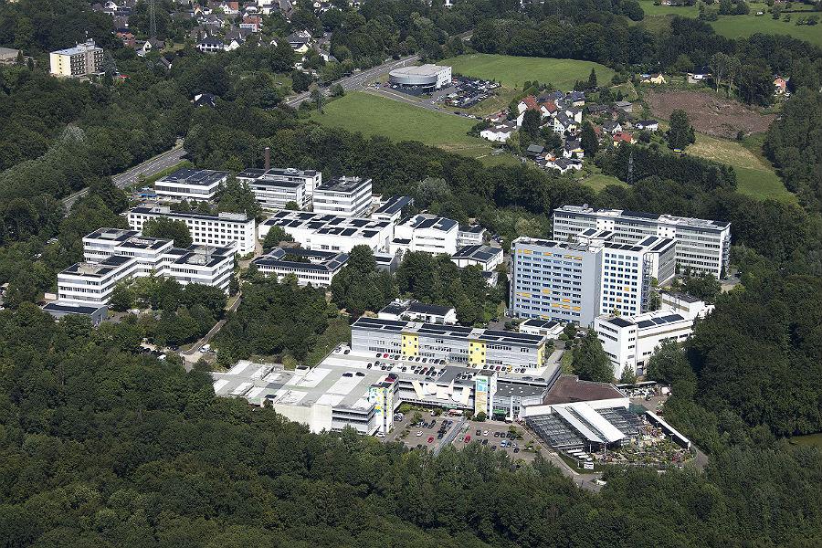 Technologiepark und Technologiezentrum in Bensberg, Bergisch Gladbach
