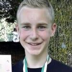 Max Ammann gewinnt Nordrhein-Titel