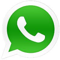 WhatsApp Logo 200