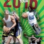 Wer tritt bei der Streetbasketball-Tour in Refrath an?