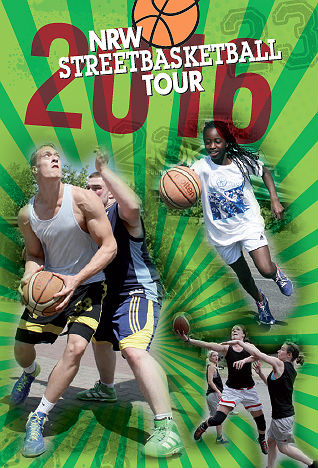 basketball tour flyder