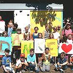 Sommerferienprogramm: Bauwagen in Stadt und Wald