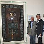 """""""Eiserne Tafel"""" von 1915 kehrt ins Rathaus zurück"""