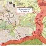 Stadtverwaltung will 45 Hektar Gewerbeflächen