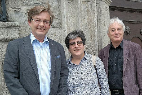 Michael Zalfen, Susana Dos Santos Herrman, Klaus Waldschmidt