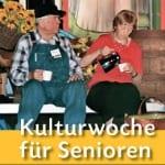 Kulturwoche richtet sich auch an potenzielle Senioren