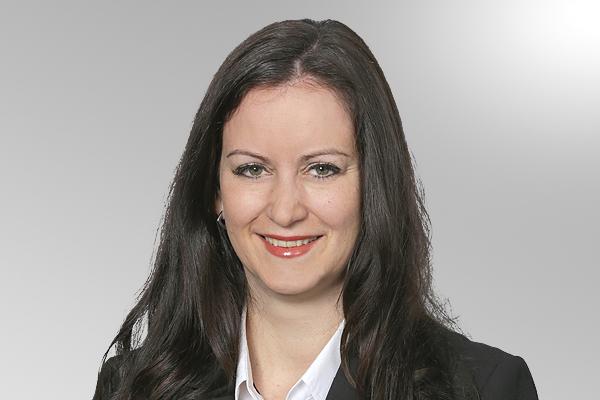Martina Martini leitet die Regionaldirektion Bensberg der Kreissparkasse Köln