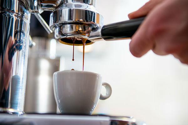 Quimbya Espressomaschine Kaffee 600