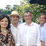 Dieses Quartett will die SPD in GL führen