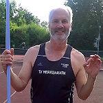 Gerd Michalek wirft 40,60 Meter