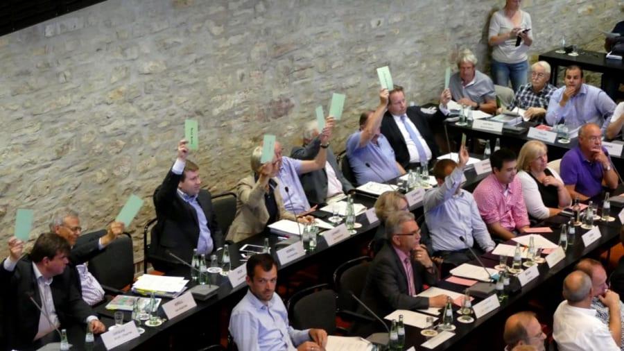 Klares Votum für die Bürgerbeteiligung. Foto: Helga Niekammer