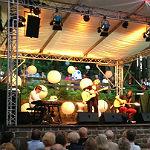 Sommerkonzert Pütz-Roth: Streicheleinheiten für die Seele