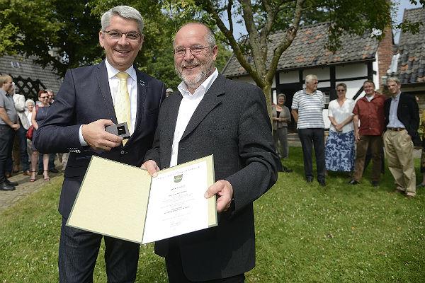 Lutz Urbach und Joachim Wittwer