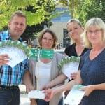 Bergisch Gladbach feiert Städtepartnerschaften