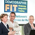 """Wettbewerb """"Demographie FIT"""" geht in die Zielgerade"""