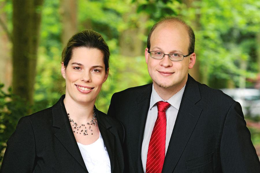 Hanna und David Roth