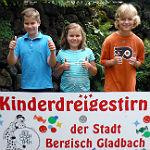 Proklamation des Kinderdreigestirns mit großem Programm