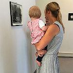 So wird ein Kunstmuseum baby-tauglich