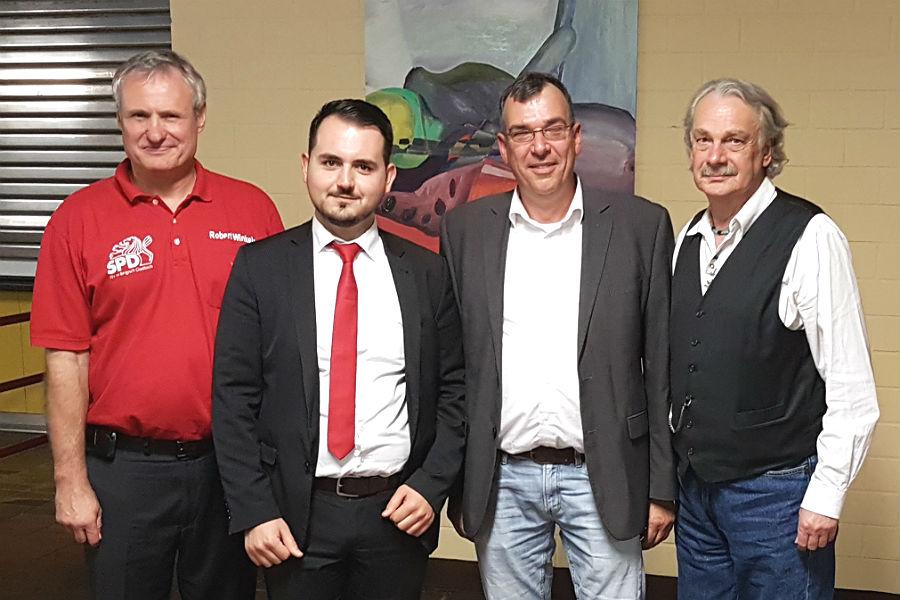 Robert Winkels, Kastriot Krasniqi, Andreas Ebert, Olaf K. Marx