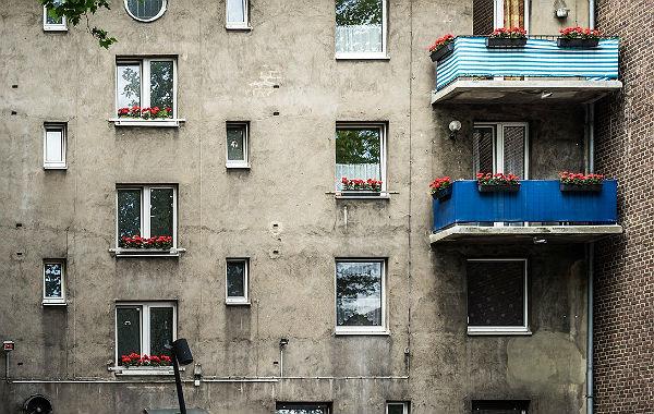 Wohnungen in Gelsenkirchen. Foto: x1klima. CC BY-ND 2.0
