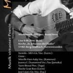 Afro Jazz und Bossa Nova bei Kirchennacht Herrenstrunden