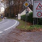 Radwege an Landstraßen nur im Schneckentempo
