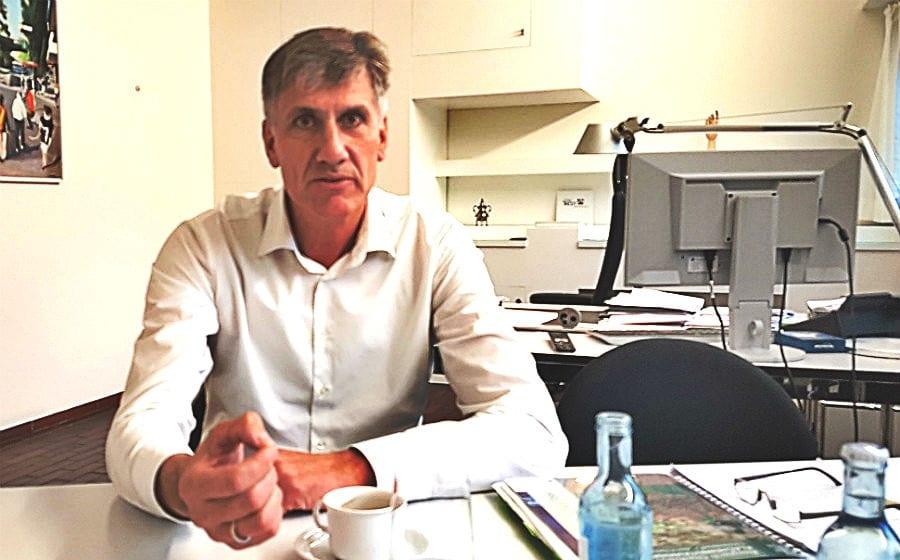 Baurat Harald Flügge im Interview mit dem Bürgerportal
