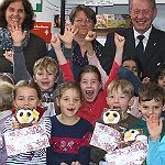 Bensberger Bürgerstiftung unterstützt Kulturstrolche