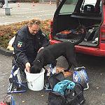 Polizei wird bei Drogenkontrolle reichlich fündig
