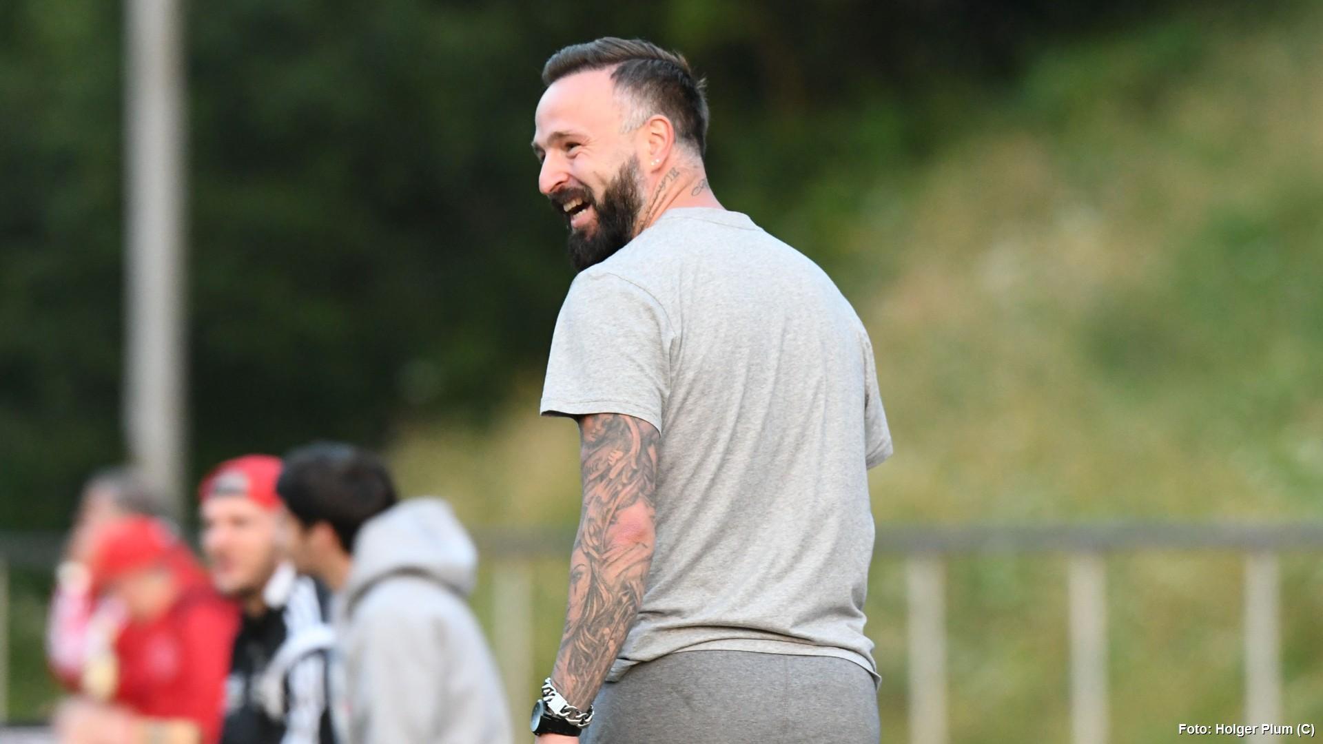 Jonny Wendt tritt mit dem FC Bensberg in Derschlag an