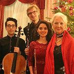 Galerie+Schloss: Weihnachtskonzert begeistert Publikum