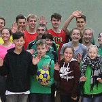 Erfolgreiche TuS-Korfballjugend gesondert geehrt