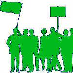 Initiativen denken über Bürgerbegehren nach