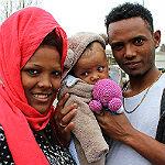 250 Flüchtlinge reibungslos untergebracht