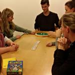 Spielbaustelle lud zu WurmMeisterschaft und Zockerbuffet