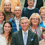 Gesangverein Harmonie Bensberg-Kaule besucht Bosbach