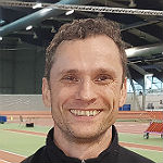 Jochen Gippert wird Europameister über 60m