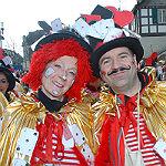 Ihr Führer durch den Karneval in Bergisch Galdbach