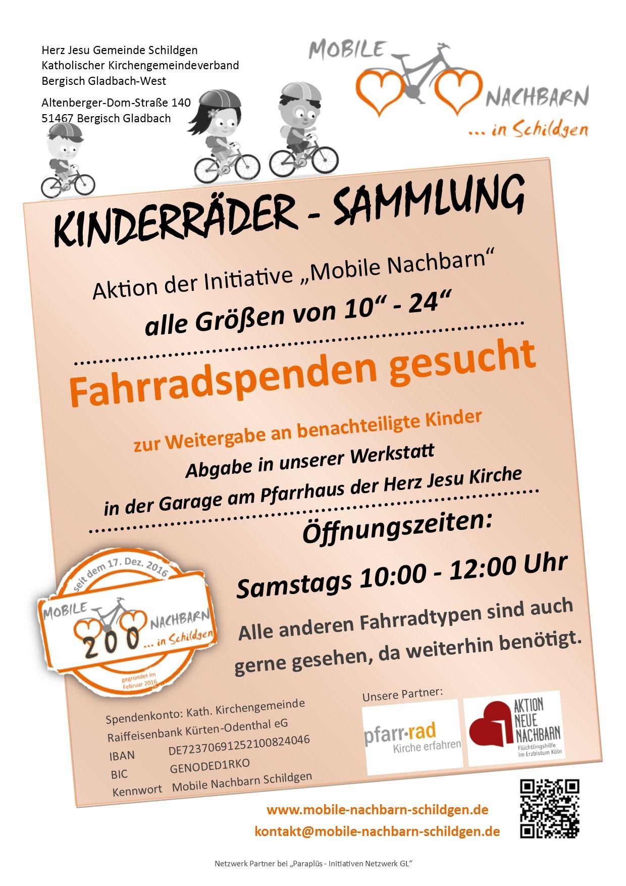 Initiative in schildgen hat 200 nachbarn mobil gemacht b rgerportal bergisch gladbach - Mobel bergisch gladbach ...