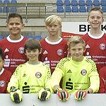 Fußball-Talente begeistern beim Hallencup des SV 09