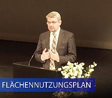 Lutz Urbach beim Neujahrsempfang der Stadt Bergisch Gladbach 2017