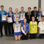 Nachwuchs des TV Refrath holt Meistertitel im Badminton