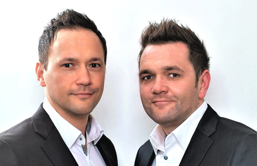 Faktor wir: Ricardo und Christian Althaus